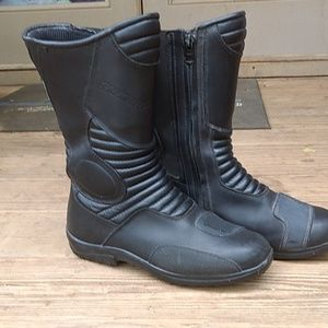 Motorcycle Boots, used for sale